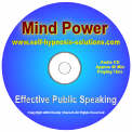 effective public speaking - cd